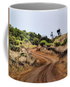 Road On Hierro Coffee Mug