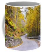 Road With Curves Coffee Mug