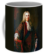 Robert Walpole (1676-1745) Coffee Mug