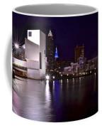 Rock And Roll Hall Of Fame Coffee Mug