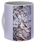 Rocks At Georgian Bay Coffee Mug