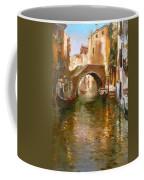 Romance In Venice  Coffee Mug