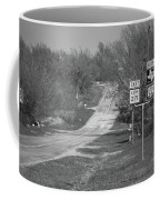 Route 66 - Alanreed Texas Coffee Mug