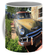 Route 66 Classic Car Coffee Mug