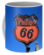 Route 66 - Phillips 66 Petroleum Coffee Mug