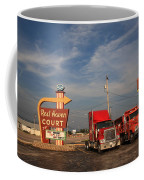 Route 66 - Rest Haven Motel Coffee Mug