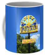 Route 66 - Sunset Motel Coffee Mug