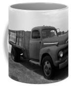 Rusty Ford Truck 2 Coffee Mug