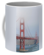 San Francisco - Golden Gate Bridge  Coffee Mug