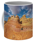 Sandstone Vermillion Cliffs N Coffee Mug