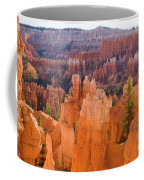 Sandstone Hoodoos Bryce Canyon  Coffee Mug