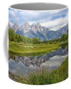 Schwabacher Landing - Grand Tetons Coffee Mug