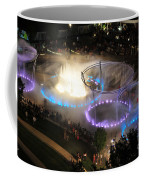 D101l-216 Scioto Mile Riverfront Park Fountain Photo Coffee Mug