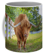 Scottish Highlander Ox Coffee Mug