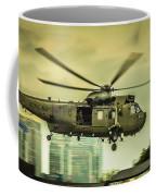 Sea King Helicopter Coffee Mug