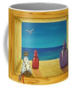 Sea View One Coffee Mug