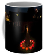 Seance Pumpkins Demon Coffee Mug