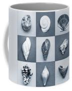 Seashell Composite Coffee Mug