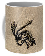 Seaweed On Beach Coffee Mug