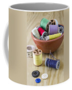 Sewing Supplies Coffee Mug