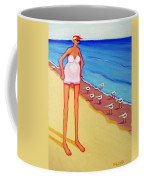 Shorebirds Of A Feather Coffee Mug