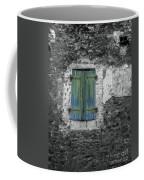 Shut Coffee Mug