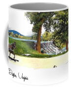 Silver Lake Mill -summer Coffee Mug