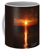 Sky On Fire Coffee Mug