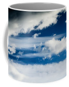 Sky With Clouds Coffee Mug