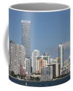 Skyline Miami Coffee Mug