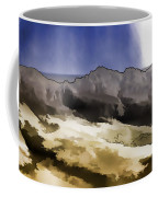 Slope Of Hills In The Scottish Highlands Coffee Mug