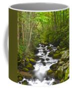 Smoky Mountain Stream Coffee Mug