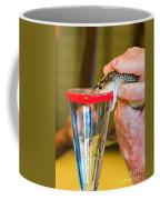 Snake Venom Extraction Coffee Mug