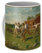 Snap The Whip Coffee Mug