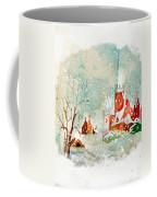 Snow Day Coffee Mug