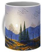 Southern Migration By Moonlight Coffee Mug