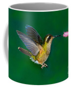 Speckled Hummingbird Coffee Mug