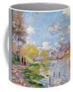 Spring By The Seine Coffee Mug