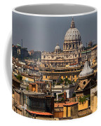 St Peters Basilica Coffee Mug