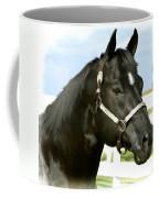 Stallion Coffee Mug by Paul Tagliamonte