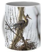 Standing Watch Coffee Mug