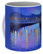 Starry Night In Dublin Coffee Mug