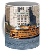 Staten Island Ferry Coffee Mug