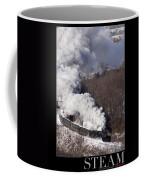 Steam At Scranton Coffee Mug