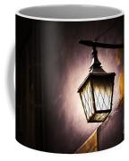 Street Lamp Shining Coffee Mug