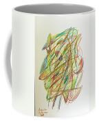 Subconscious Thought No. 1 Coffee Mug