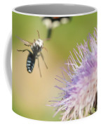 Summer Flowers On Meadow Coffee Mug