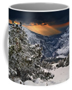Sun Rays Coffee Mug