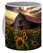 Sunflower Farm Coffee Mug