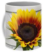 Sunflower Named The Joker Coffee Mug